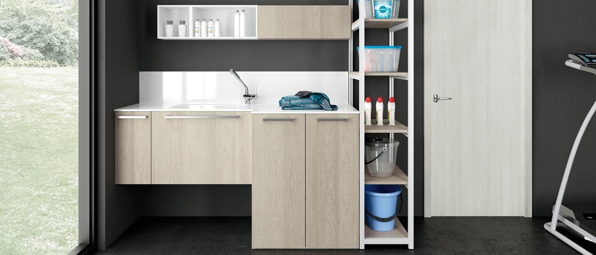 Mobile Lavello E Lavatrice mobili bagno lavanderia